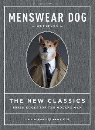 gallouslad - menswear dog book