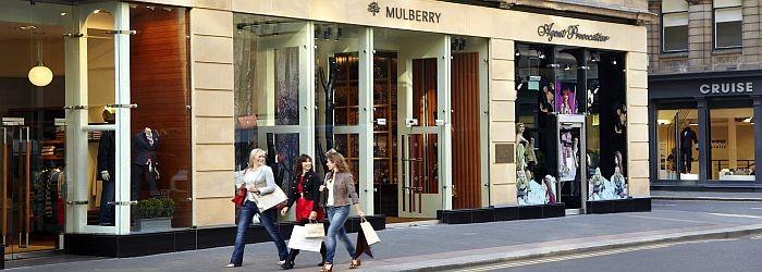 Gallus Lad - Glasgow Shopping - Merchant City2
